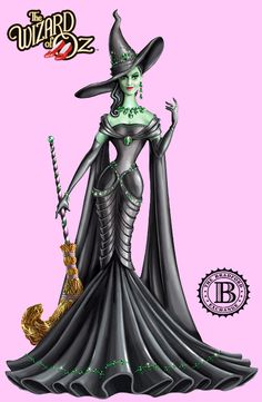 Witch Figurines Collectables | ... .com/products/903441_the-wonderful-fashions-of-oz-figurine.html