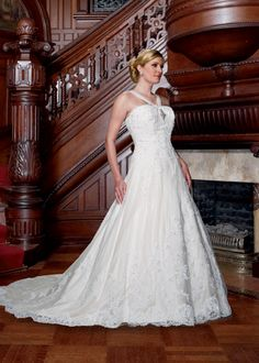 Gorgeous Plus Size Wedding Dresses