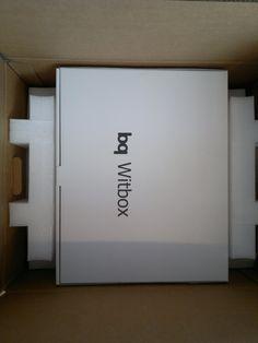 Uitpakparty (1/3) - In de doos zit .... nog een doos.