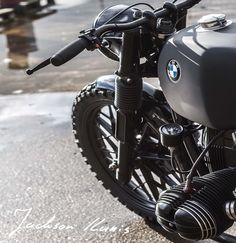 Deathstar No.III by IWC motorcycles. #bmw #caferacer