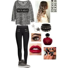look swag pour fille ado