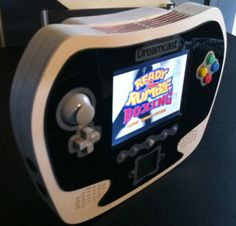 Portable Dreamcast, gotta try this