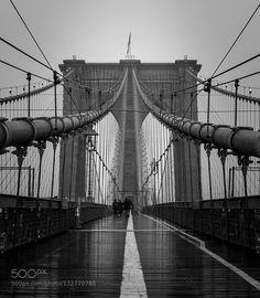 Brooklyn Bridge by Christian_F. @go4fotos