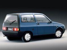 Lancia Y10 Fire (1989 – 1992).
