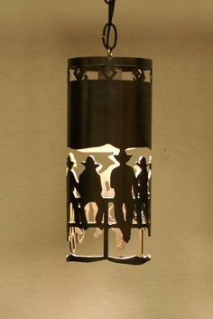 Custom Light Fixtures  Decorative Metal Candle by TubeTorcher, $65.00