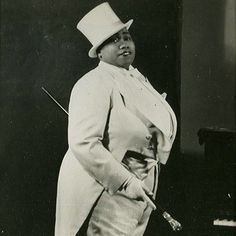 """When Gertrude """"Ma"""" Rainey(1886-1939) — known as """"The Mother of Blues""""— sang, """"It's true I wear a collar and a tie … Talk to the gals just like any old man,"""" in 1928′s """"Prove It on Me,"""" she was flirting with scandal, challenging the listener to catch her in a lesbian affair"""
