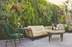 Found Vintage Rentals. You can rent vintage furniture for events!! @Angela Stiftar eeeek!