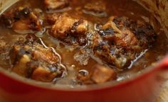 Oxtail Stew - Recipes to Cook - Jamaican Oxtail Stew, Oxtail Soup, Oxtail Recipes, Beef Recipes, Cooking Recipes, Top Recipes, Jamaican Cuisine, Jamaican Recipes, Carne