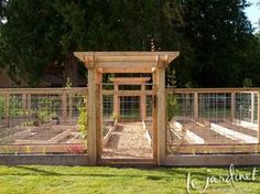 Critter proof vegetable garden design - PLANS NOW AVAILABLE !