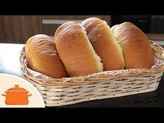 Pão Caseiro em Vídeo | Panelaterapia