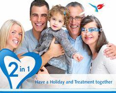 "Customers Testimonials: ""Very Good Treatment Found in Hospitadent Dental Group"" #dentistturkey #dentaltreatmentabroad"