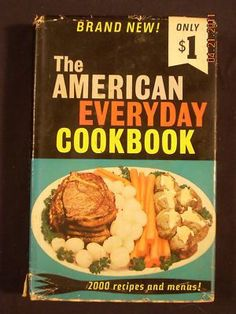 The American Everyday Cookbook - Agnes Murphy in spuddled's Book Collector Connect collection