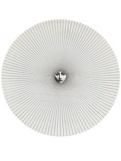 Fornasetti plate.