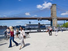 Welcome to the East River Ferry.....Relax. We'll Get You There.