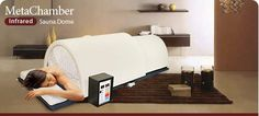 High Quality Professional Sauna Dome, 1 Person Infrared F...