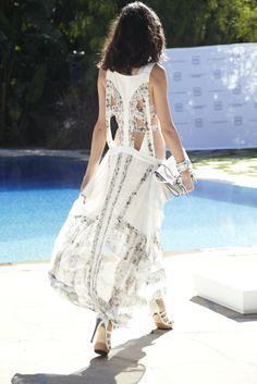 Travel Ready Resort Wear| Serafini Amelia| BCBGMAXAZRIA Runway Resort 2014