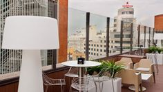 Terraces with a view - Bloggin' Madrid