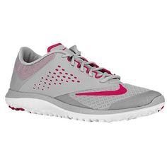 Nike - Nike Flex Fs Lite Run Damen Sportschuhe Grau Leder Textil 684667 - Grau, 36 - http://on-line-kaufen.de/nike/36-nike-fs-lite-run-2-damen-laufschuhe