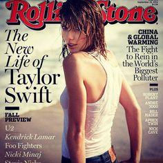 Taylor Swift - Rolling Stone Magazine