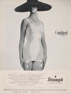 Triumph Compliment All-In-One girdle