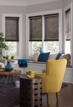 85 Best Faux Wood Blinds Images On Pinterest Blinds Roll Blinds