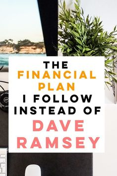 Here's the modern financial plan that's better than Dave Ramsey's baby steps! Dave Ramsey has a great financial plan to get out of debt, but if you want to be debt free and build wealth you need to have an updated Dave Ramsey baby steps plan! Financial Peace, Financial Tips, Financial Planning, Financial Assistance, Retirement Planning, Budgeting Finances, Budgeting Tips, Planning Budget, Planning App