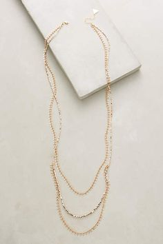 Mariam Layered Necklace - anthropologie.com