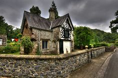 Buy a fairytale cottage in the Cotswolds. It's only fair that I should, since my maiden name was Wold, no?