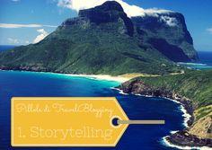 Lo storytelling raccontato da Patrizia Soffiati http://www.trippando.it/pillole-di-travelblogging-1-lo-storytelling/