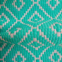 S/S Première Vision colour analysis Spring 2015, Spring Summer, Woven Fabric, Design Trends, Blue Green, Weaving, Textiles, Knitting, Pattern