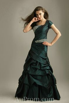 Military ball gown? from auprom.com