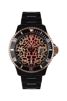 Toy Watch Women's Plasteramic Black Watch