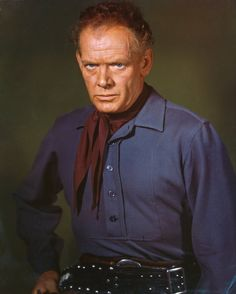 When was the last time you saw Charles Bickford?