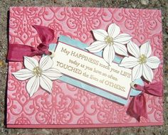 Belleek Happiness by ruby-heartedmom - Cards and Paper Crafts at Splitcoaststampers