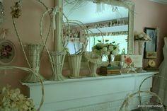 vintage funeral flower baskets