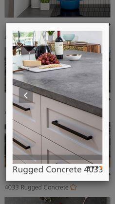 3 Simple Improvement Ideas For Your Kitchen Space – Home Dcorz Updated Kitchen, New Kitchen, Kitchen Dining, Kitchen Decor, Summer Kitchen, Dining Room, Concrete Kitchen Counters, Kitchen Cabinetry, Kitchen Worktop