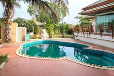 5 Bedroom for sale in Huay Yai (HYH19942)