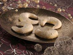 Ořechové rohlíčky / Walnut rolls