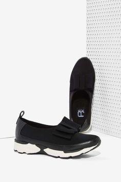Jeffrey Campbell Parade Neoprene Sneaker - Shoes