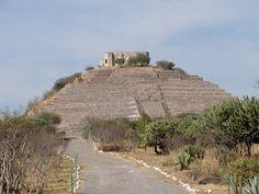 Pyramids of Queretaro