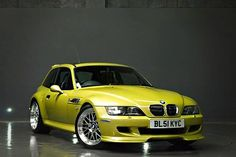 a BMW Z3 M Coupe S54