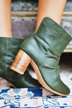 Handmade foldover Velvet Moon leather boots featuring versatile foldover option. You will wear these booties with everything from skirt to cuffed jeans. Wear them tall or foldover for a boho look, either way it's hot!