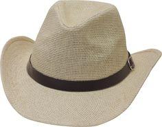 d0b8ca30b45 Beige Straw Fedora Hat with Brown Belt Sombreros