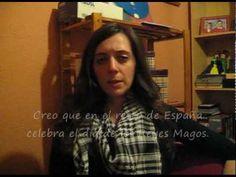 Cynthia Las Navidades 2009 - YouTube