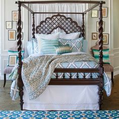 John Robshaw Textiles - Mali - Bed Collections - JR Bedding