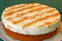 Fanta - Kuchen (Rezept mit Bild) Lecker Fantakuchen nicht zu schwer #Kuchen #Rezepte