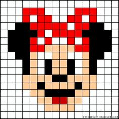 MINECRAFT PIXEL ART – One of the most convenient methods to obtain your imaginative juices flowing in Minecraft is pixel art. Pixel art makes use of various blocks in Minecraft to develop pic… Pearler Bead Patterns, Perler Patterns, Loom Patterns, Beading Patterns, Crochet Patterns, Crochet Chart, Perler Bead Templates, Peyote Patterns, Knitting Patterns