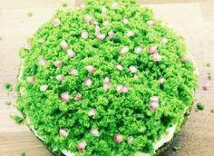Ciasto szpinakowe - Leśny mech