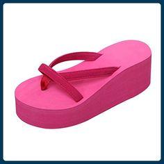 Reef Bliss, Damen Dusch und Badeschuhe, Pink (Rose (Neon Pink)), 40 EU