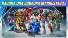 Transformers, gli autorobot su iPhone